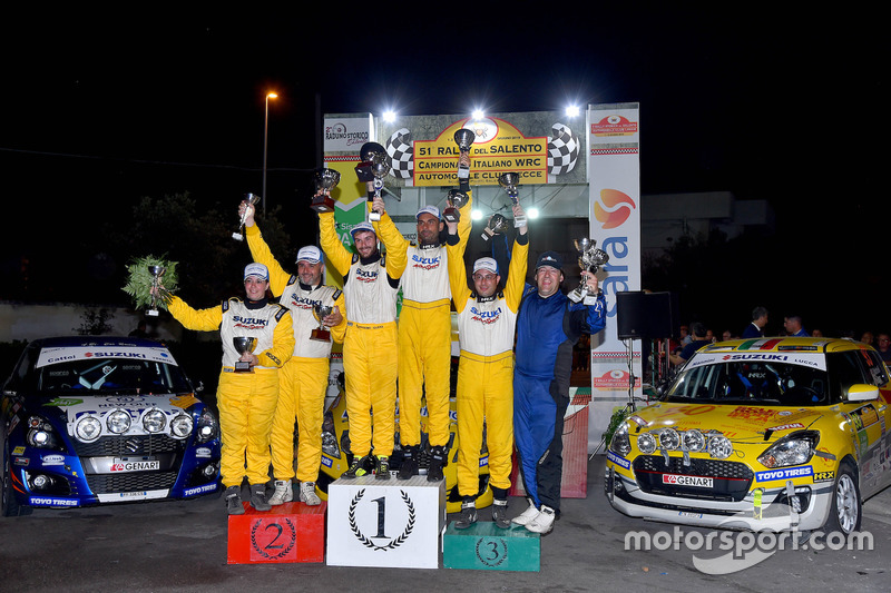 Suzuki Rally Cup: Rally del Salento