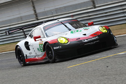 #91 Porsche GT Team Porsche 911 RSR: Richard Lietz, Frédéric Makowiecki, Nick Tandy, Earl Bamber