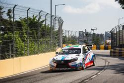 Мак Ка Лок, RC Motorsport, Lada Vesta WTCC
