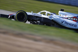 Lance Stroll, Williams FW41