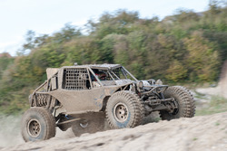 Offroading action