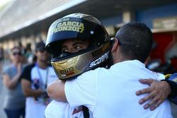 Champion Marc Garcia, Yamaha