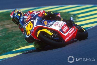 250cc: Donington