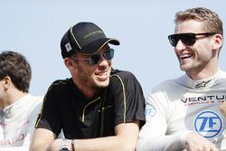 Andre Lotterer, Techeetah, Maro Engel, Venturi Formula E