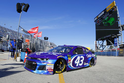 Darrell Wallace Jr., Richard Petty Motorsports, Click n' Close Ford Fusion