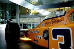 McLaren teaser