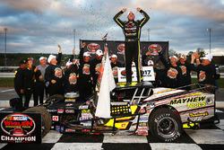 2017 champion Doug Coby