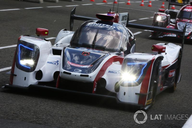 #32 United Autosports Ligier JSP217 Gibson: Hugo de Sadeleer, Will Owen, Juan Pablo Montoya