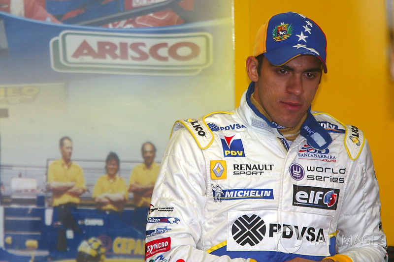 Pastor Maldonado, Draco Multiracing