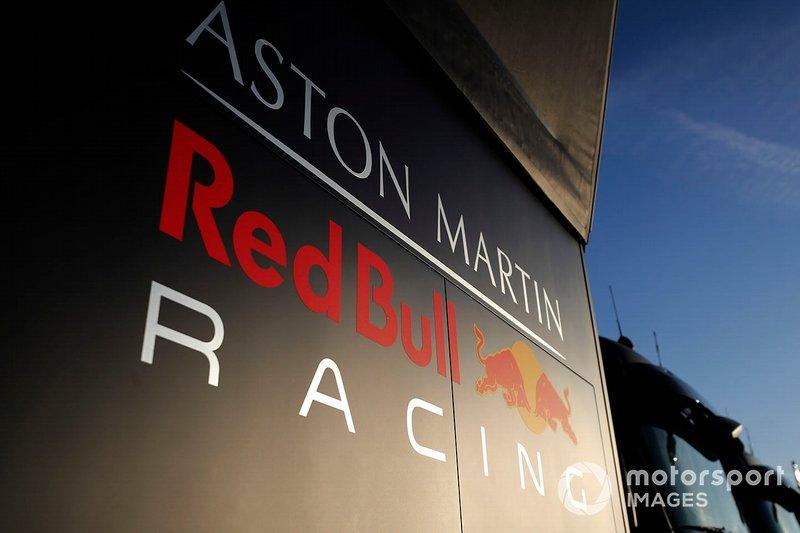 Camiones de Red Bull Racing