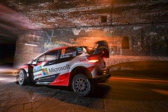 Ярі-Матті Латвала, Міікка Анттіла, Toyota Gazoo Racing WRT, Toyota Yaris WRC