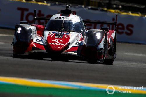 Dzień testowy przed 24h Le Mans