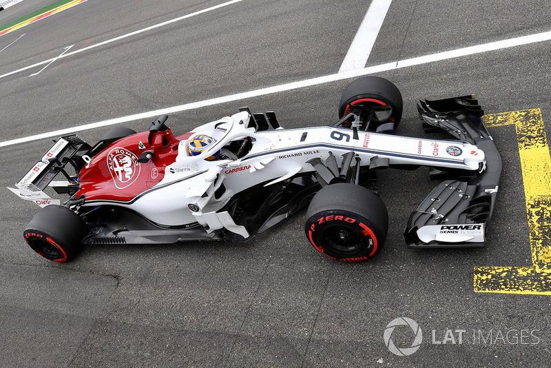 10. Marcus Ericsson, Sauber