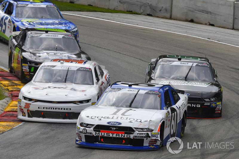 Kaz Grala, Fury Race Cars LLC, Ford Mustang IT Coalition at