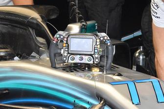 Mercedes AMG F1, volante