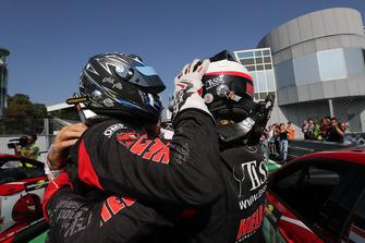 Josh Files, Hell Energy Racing with KCMG Honda Civic Type R TCR, Attila Tassi, Hell Energy Racing with KCMG Honda Civic Type R TCR