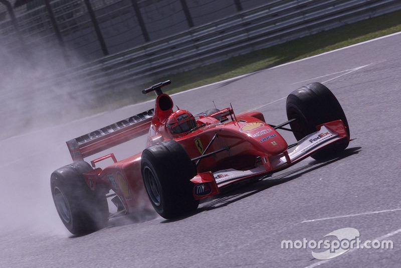 #46 GP de Malaisie 2001