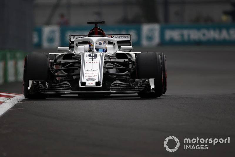 10: Marcus Ericsson, Sauber C37, 1:16.513
