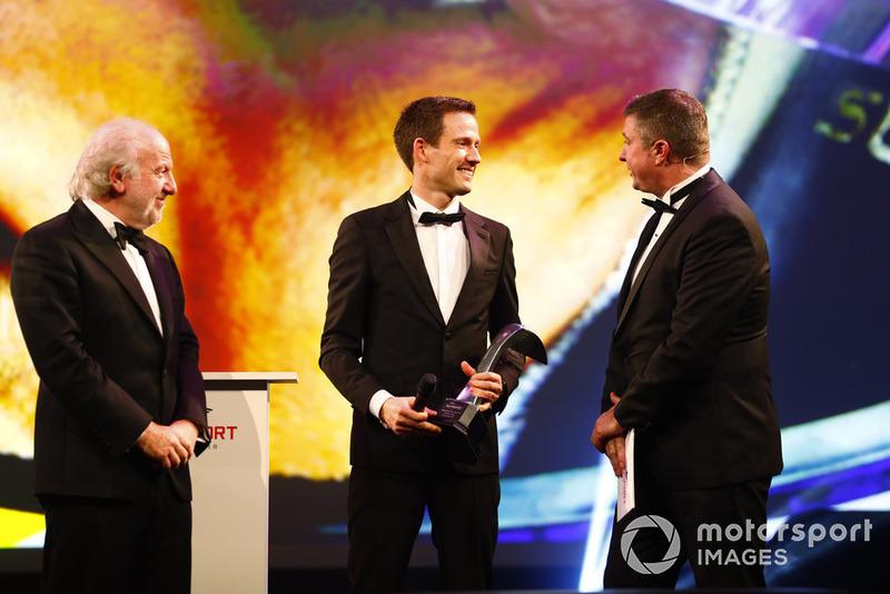 Pilote de rallye de l'année : Sébastien Ogier