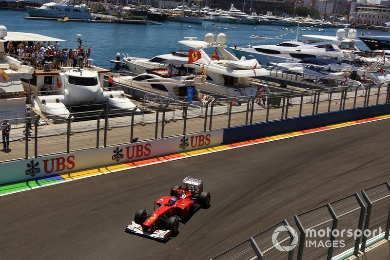 2012 - Gran Premio d'Europa
