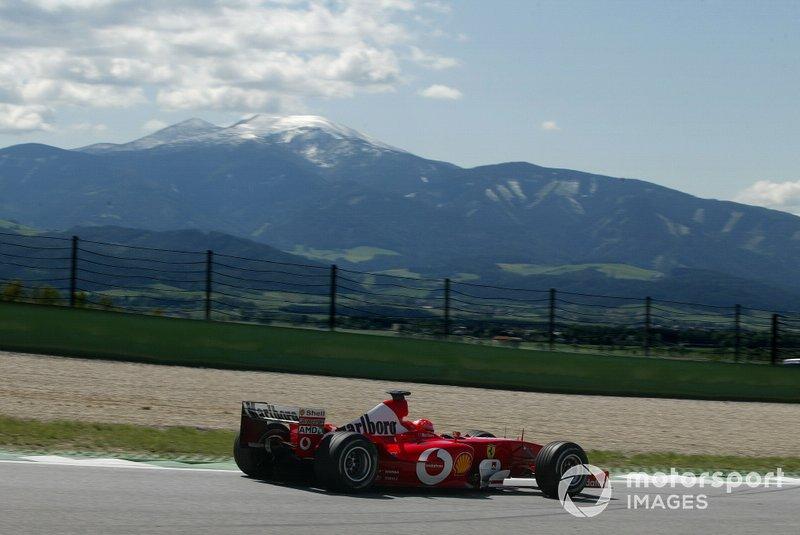2003 奥地利大奖赛