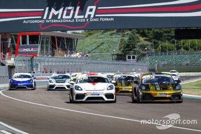 Porsche GT3 Cup Challenge Suisse: Imola