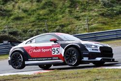 Bernhard van Oranje in Audi Sport TT Cup