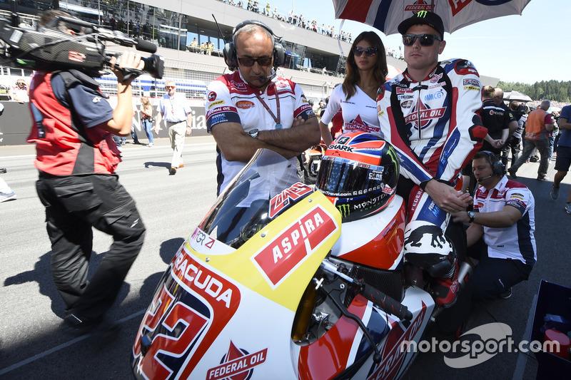 Sam Lowes, Federal Oil Gresini Moto2, Kalex