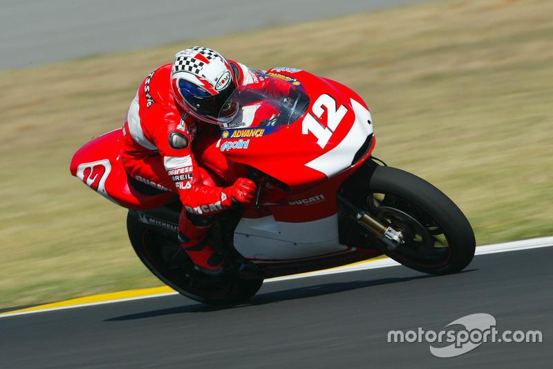 2003 - Troy Bayliss