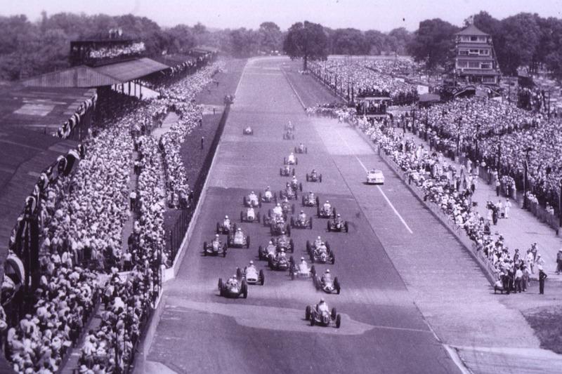 1950: De Indy 500 als Formule 1-race