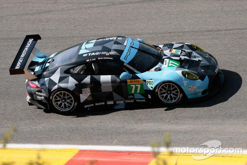 77 Dempsey Proton Competition Porsche 911 Rsr Richard Lietz