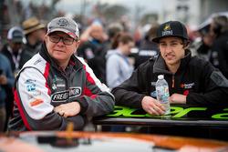 Brad Jones, Brad Jones Racing Holden, Macauley Jones, Brad Jones Racing Holden