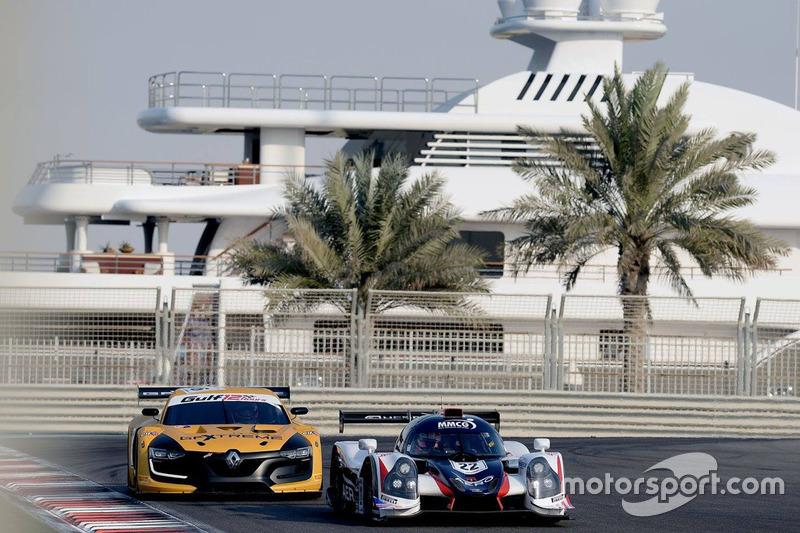 #22 United Autosports Ligier JS P3: Jim McGuire, Matt Keegan, Nico Rondet,Stefan Johansson