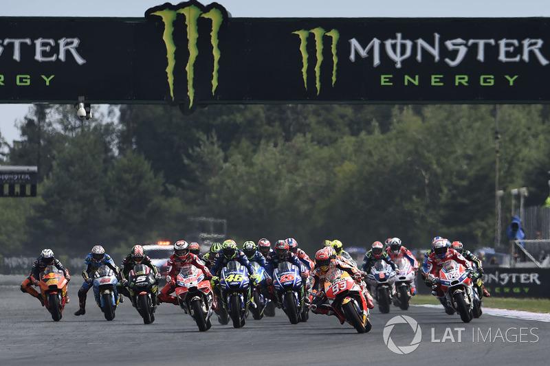 MotoGP Ceko 2017