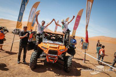 Merzouga Rally