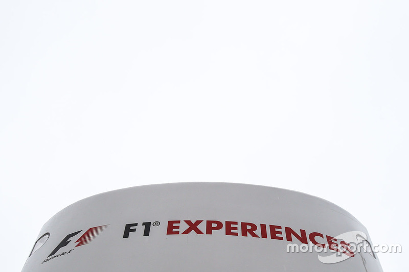 F1 Experiences logo