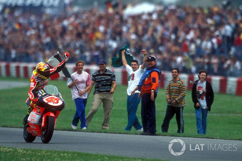 Ganador,  Valentino Rossi