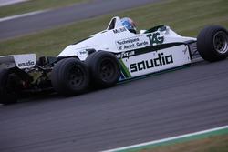 Пол ді Реста, Williams FW08B Cosworth
