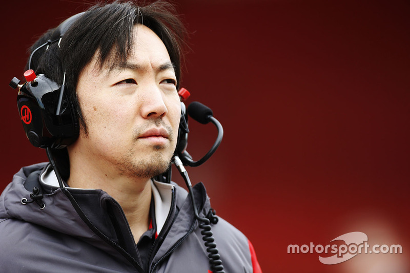 Ayao Komatsu, Haas F1 Team Chief Race Engineer
