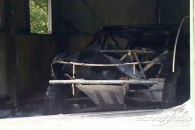 Peter Brock Dakar car
