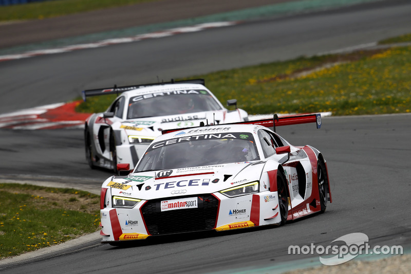 #9 Audi Sport racing academy, Audi R8 LMS