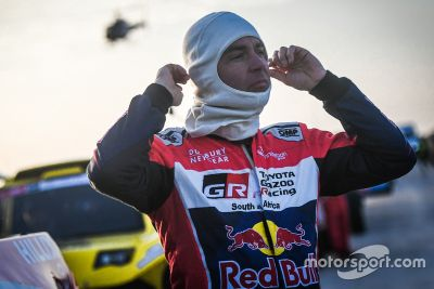 Dakar Series Rally de China
