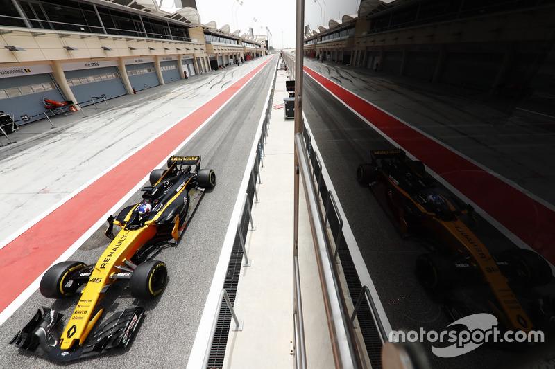 Sergey Sirotkin, Renault Sport F1 Team RS17