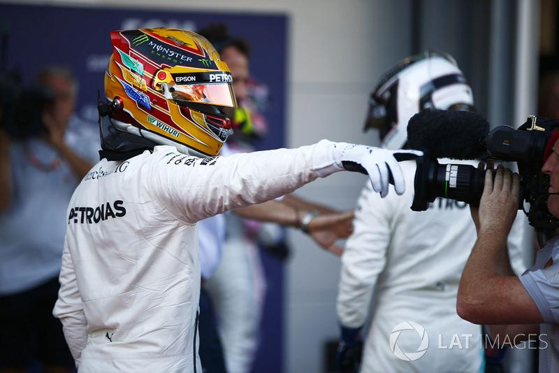8º GP de Azerbaiyán 2017 - Pole para Lewis Hamilton