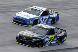 Erik Jones, Furniture Row Racing Toyota Ricky Stenhouse Jr., Roush Fenway Racing Ford
