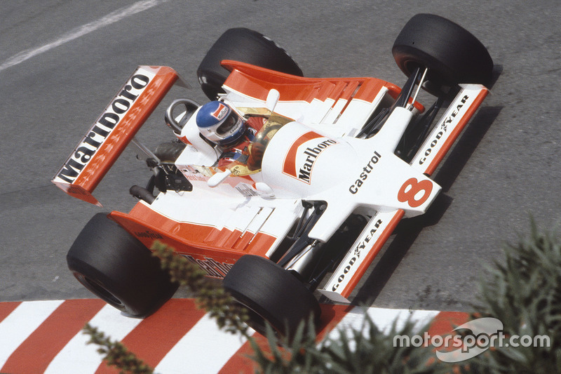Patrick Tambay, McLaren M28 Ford (1979)