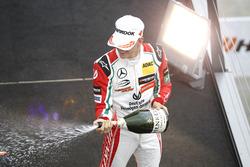 Rookie Podium: Mick Schumacher, Prema Powerteam, Dallara F317 - Mercedes-Benz