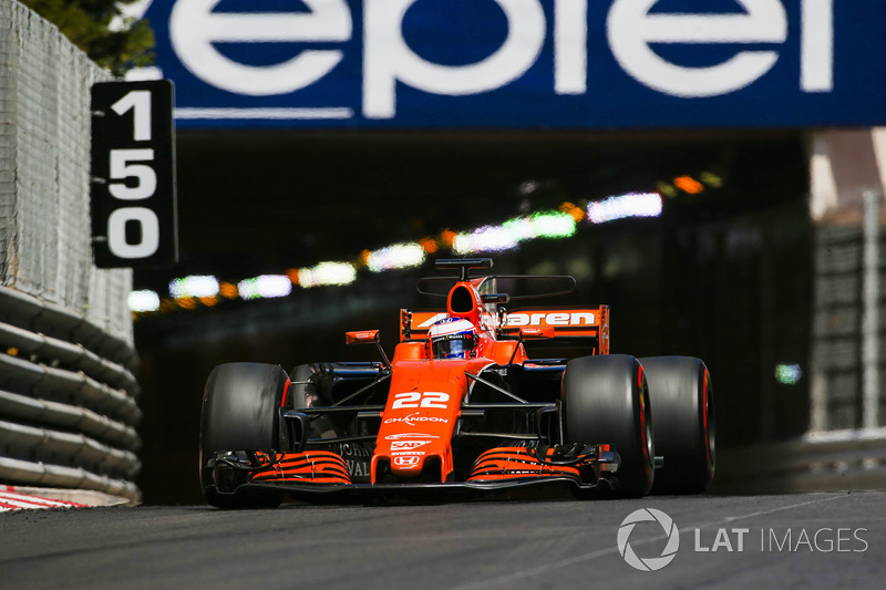 """""""Presente"""" en el GP de Mónaco de F1"""