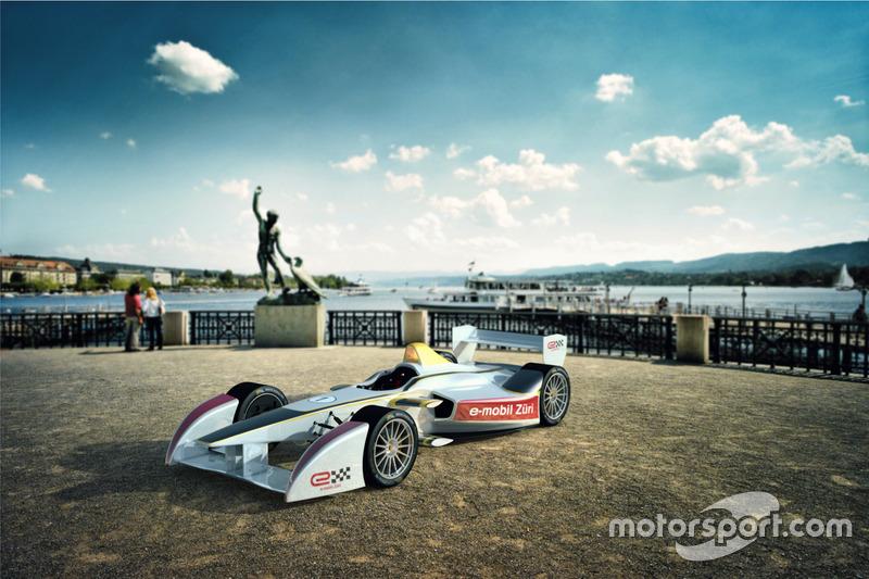 Formule E Actualités L'ePrix de Zurich signe un retour historique du sport auto en Suisse