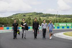 Ralph Boschung, Campos Racing and Robert Visoiu, Campos Racing